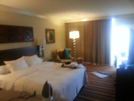 Hilton Palacio del Rio: decent size