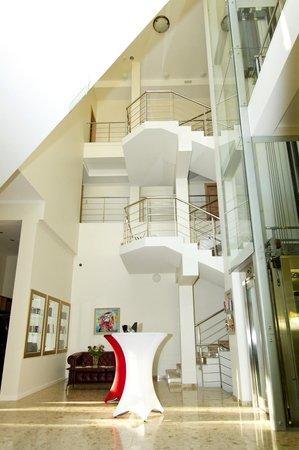 SemaraH Hotel Jomas Seta : Lobby area