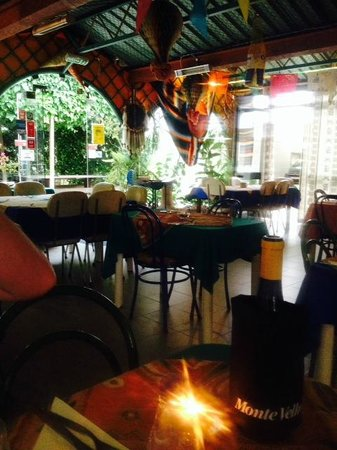 Rosa's Cantina: The Restaurant
