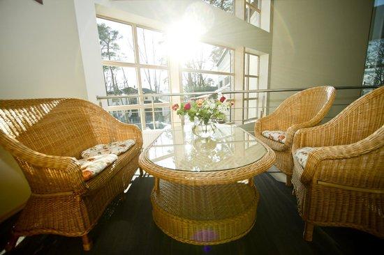 SemaraH Hotel Jomas Seta : Lounge