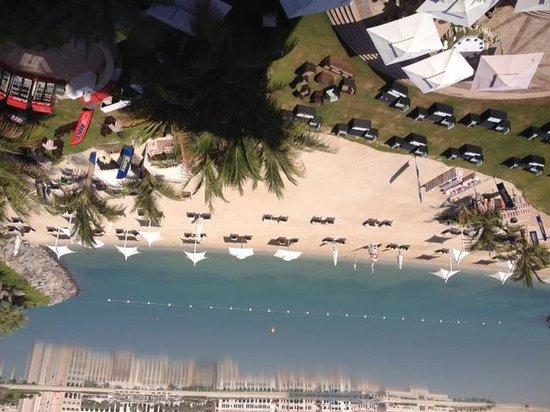 Traders Hotel, Qaryat Al Beri, Abu Dhabi: room with aview