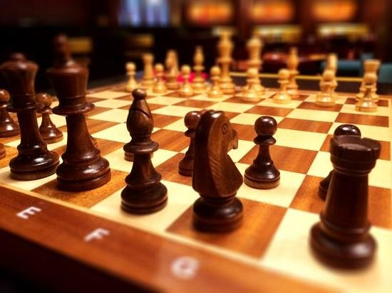 Renaissance Amsterdam Hotel: Enjoy a game of chess in the lounge.