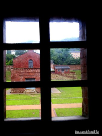 Seodaemun Prison History Hall: View from the prison building