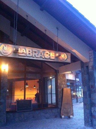 La Brace Sinaia - Restaurant & terase