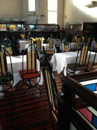 The Church Bar and Restaurant: The church