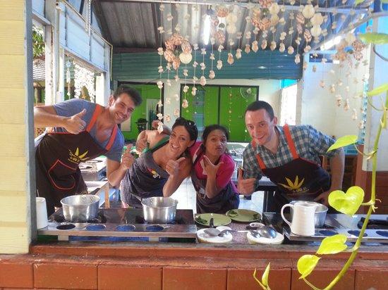 Smart Cook Thai Cookery School : Un día muy chulo en las cocinas de Smart Cook!