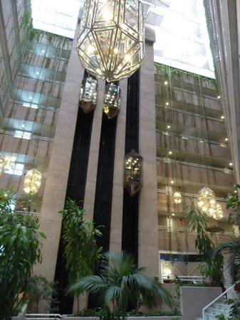 Hotel Granada Center: la hall