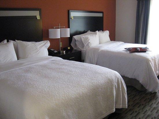 Hampton Inn & Suites Albuquerque North/I-25: 2-Bett-Zimmer