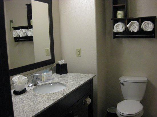 Hampton Inn & Suites Albuquerque North/I-25: Bad