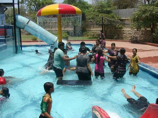 Water park at treat resort picture of treat resort - Hotels in silvassa with swimming pool ...