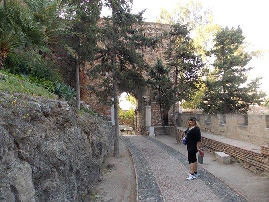Ingresso dell' Alcazaba
