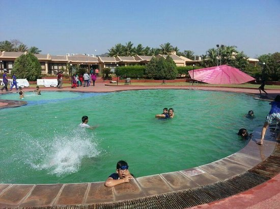 Swimming pool at treat resort picture of treat resort - Hotels in silvassa with swimming pool ...