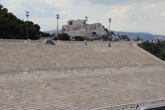 Panathenaic Stadium: 5