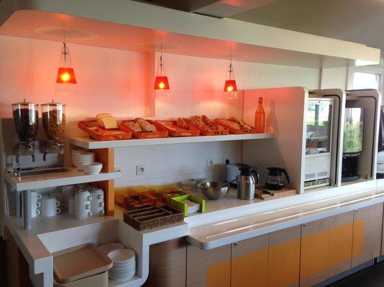 Hotel ibis budget Macon sud: IBIS Macon Breakfast
