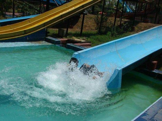 Water Park at Treat Resort