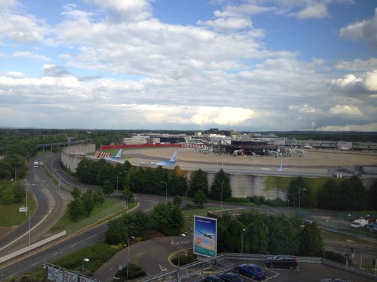 Sofitel London Gatwick: View from room 458