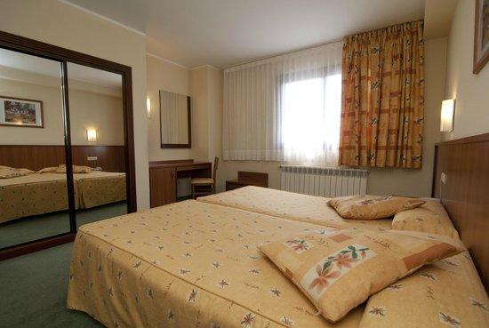 HCC Ciutat De Berga: Guest Room