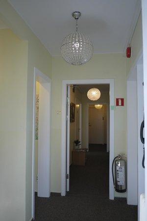 Igdlo Guesthouse: 走廊
