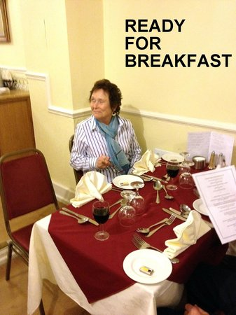 Cavendish Hotel: ANOTHER SUPER BREAKFAST