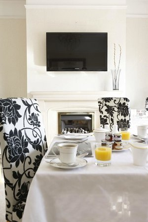 Beaufort Lodge: Dining Room