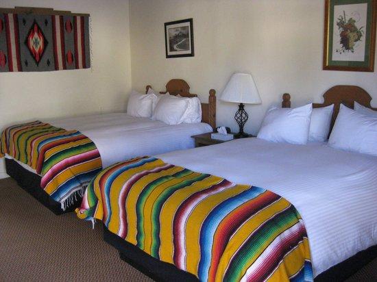El Pueblo Lodge: 2-Bett-Zimmer