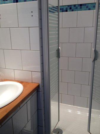 Hotel d'Angleterre Etretat: ванная