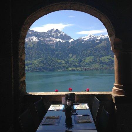 Alphotel Eiger : Surrounding area