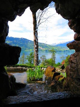 Alphotel Eiger: Surrounding area