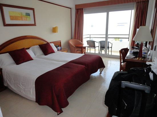SENTIDO Playa del Moro: Bedroom