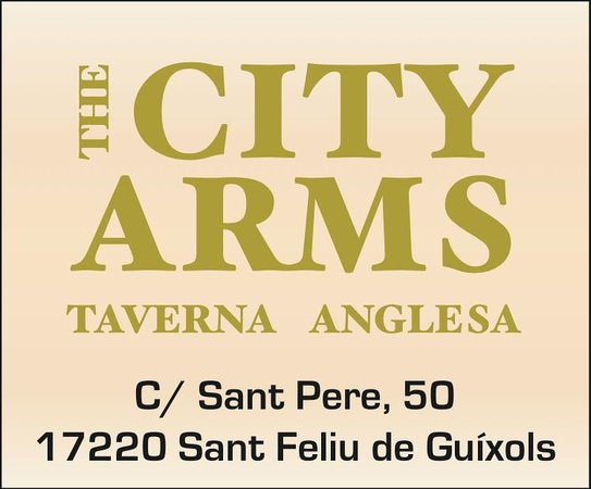 City Arms Taverna Anglesa