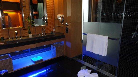 Ramada Khao Lak Resort: Unser Badezimmer