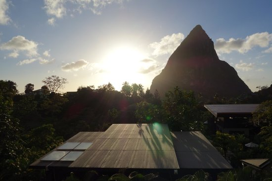 Boucan by Hotel Chocolat : View
