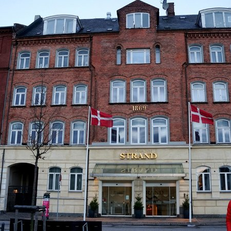 CopenHagen Strand: Отель
