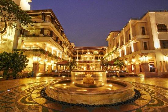 Casa del Rio Melaka: Hotel View