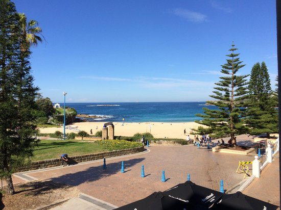 AeA The Coogee View: View from patio of apartment #1