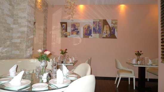 Restaurant Le Quai : À l'intérieur