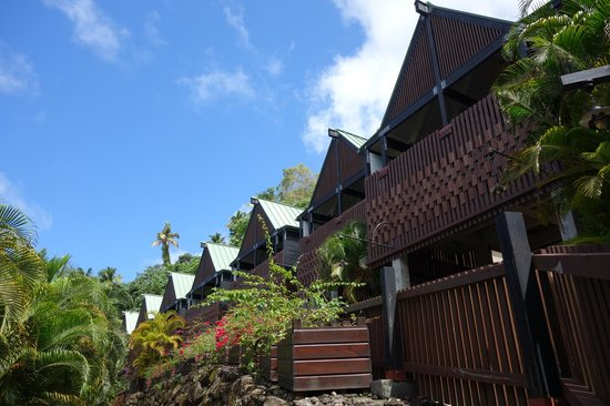 Boucan by Hotel Chocolat : Luxury lodges Outside
