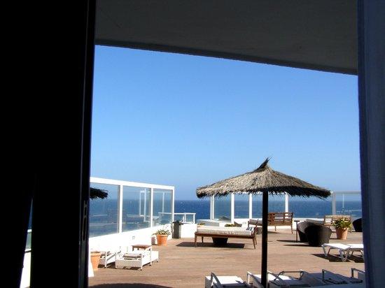 Vincci Tenerife Golf Hotel: удобный выход сразу на террассу