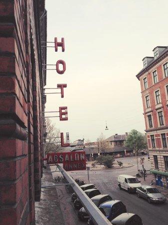Annex Copenhagen: 飯店外觀