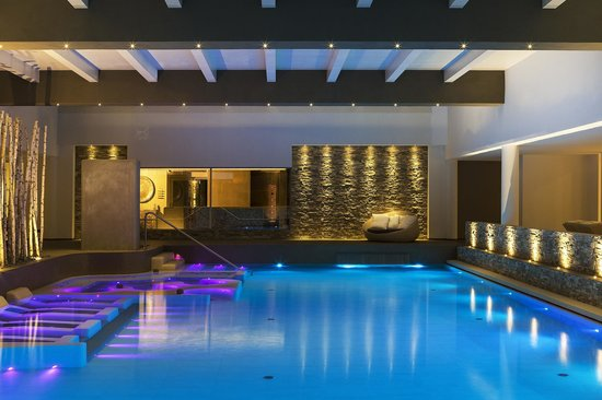 Esplanade Tergesteo : Indoor thermal swimming pool and SPA