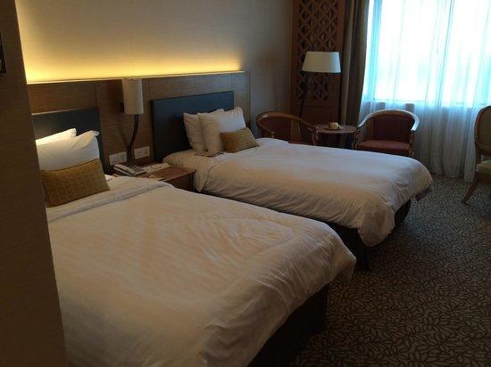 Sedona Hotel Yangon, Myanmar : The beds