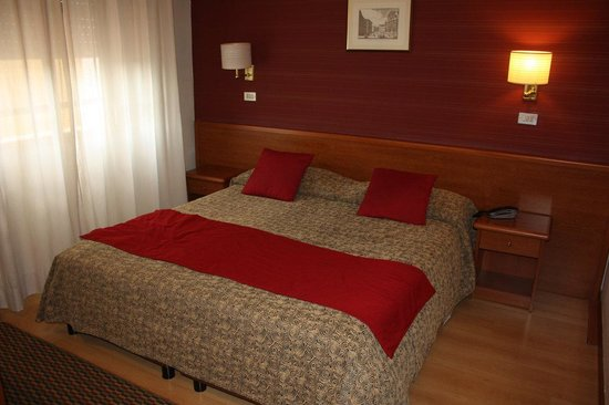 Nord Florence Hotel: stanza