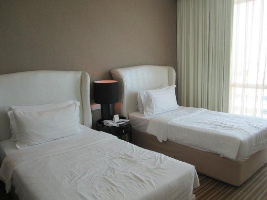 Hatten Hotel Melaka : Twin Beds