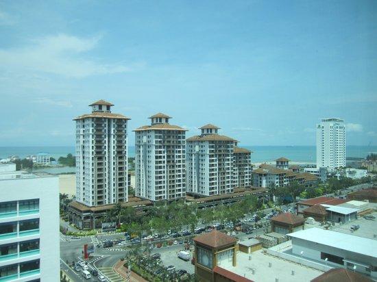 Hatten Hotel Melaka : Sea View