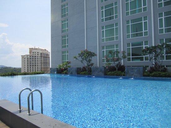 Hatten Hotel Melaka : Pool