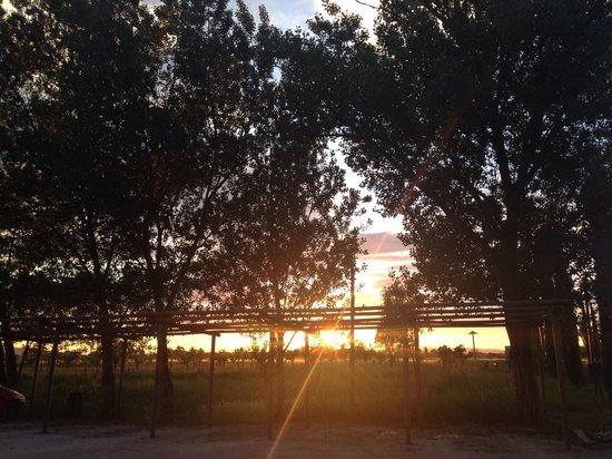 Le Dimore Di San Crispino: Quando un tramonto diventa poesia