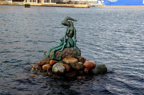 The Little Mermaid (Den Lille Havfrue): антирусалочка