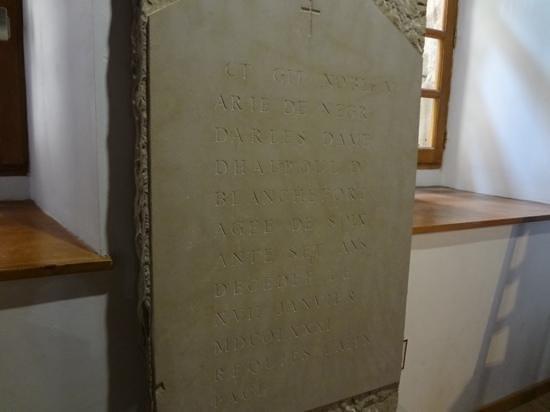 Musée Domaine de l'abbé Saunière : 展示物