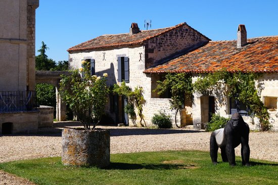 Domaine de Montboulard : outbuildings