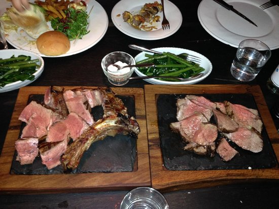 To Beef or Not To Beef: dario cecchini's beef
